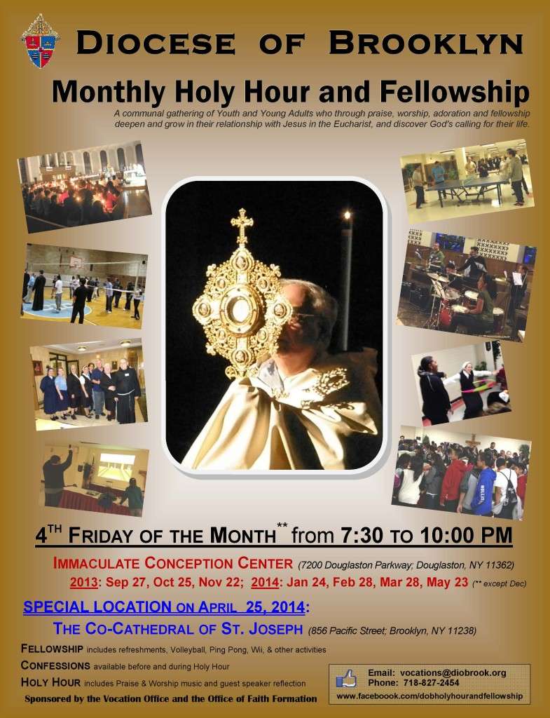 Holy Hour and Fellowship flyer_2013-2014