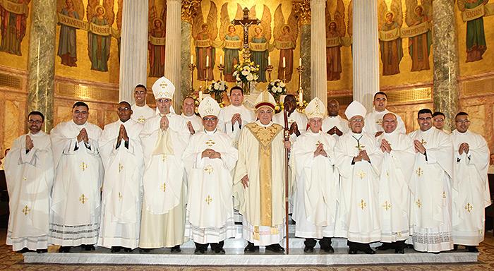 Bishop DiMarzio Ordains 13 New Priests for Brooklyn