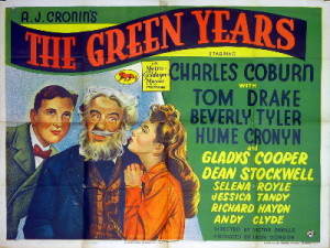 Cronin_Green_Years_poster