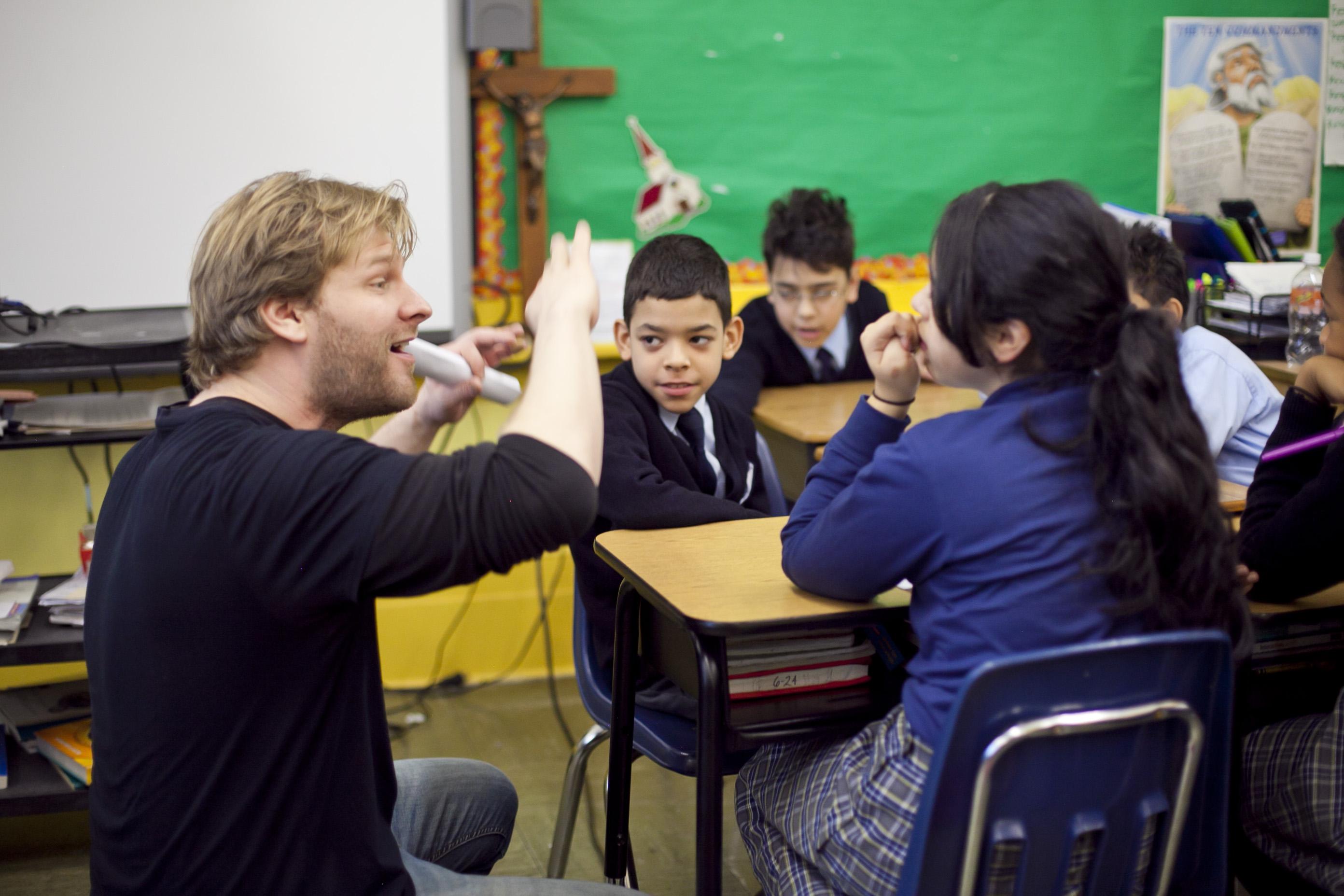 Image result for teacher catholic school