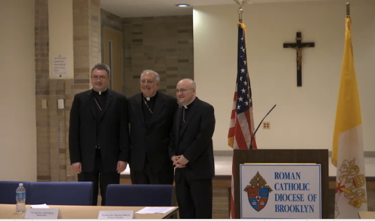 Auxiliary Bishops announced