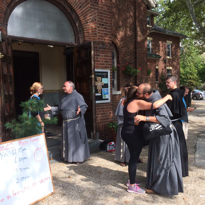 Diocese of Brooklyn, Catholic Church, Franciscan Friars, Pope Francis