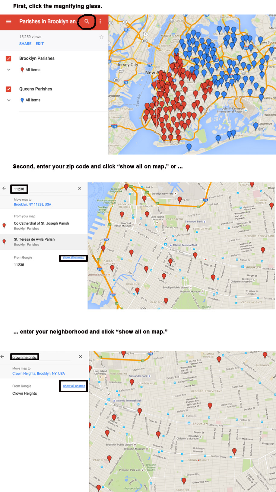 12 items · AT&T locations in Brooklyn, NY. No street view available for this location.