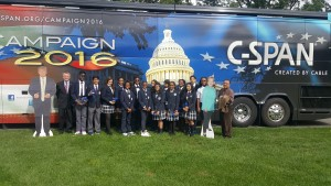 Brooklyn Academy c-span-bus