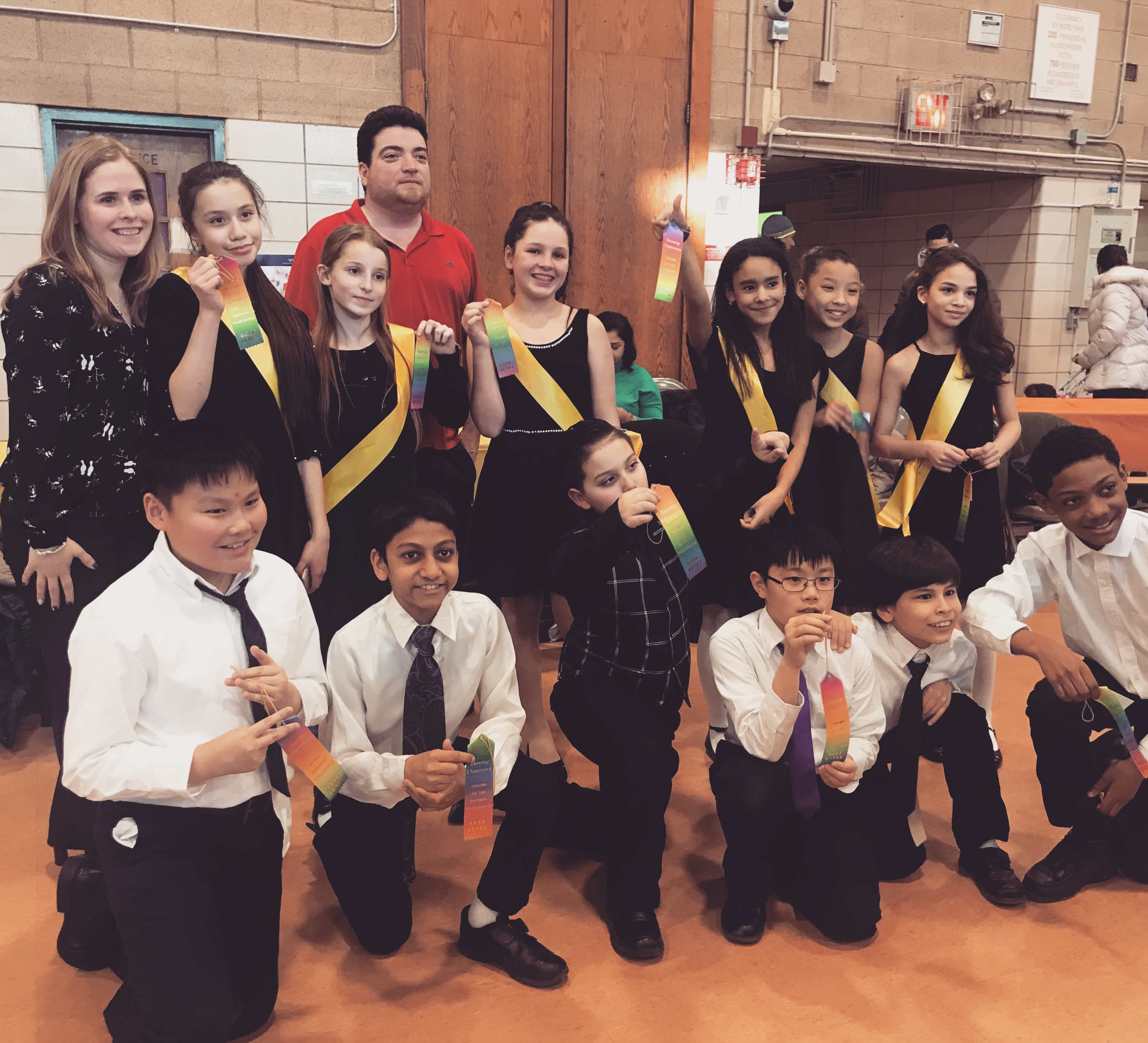 Ballroom Dancing at Our Lady of Mercy - Diocese of Brooklyn