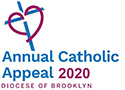 2020 Annual Catholic Appeal logo