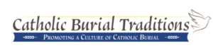 Catholic Burial Traditions Logo